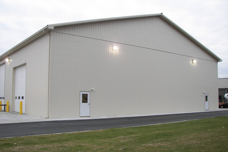 150' x 80' Commercial Use Building with 22' Ceiling Clearance, Swedesborough, NJ