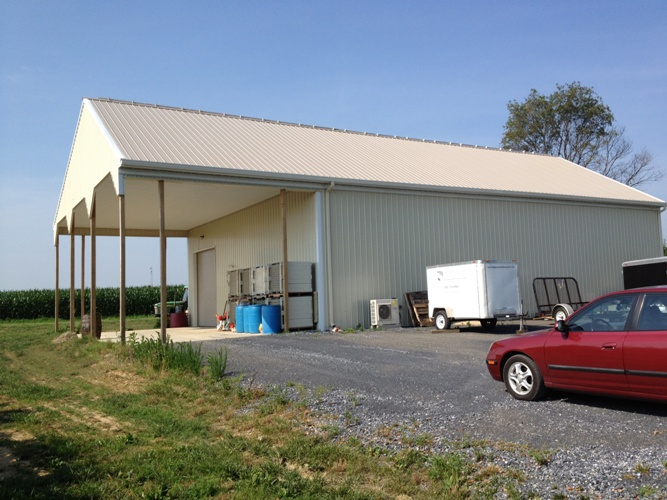 Winery Commercial Building, Woodstown, NJ