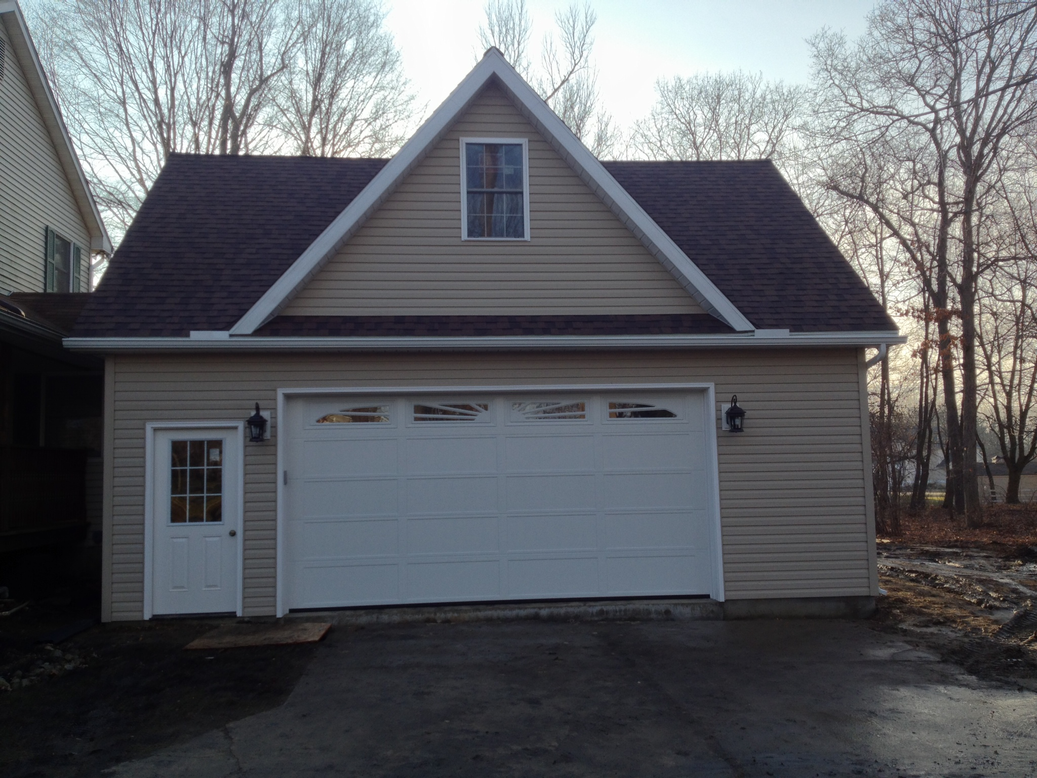 26x34 garage addition Mickleton NJ