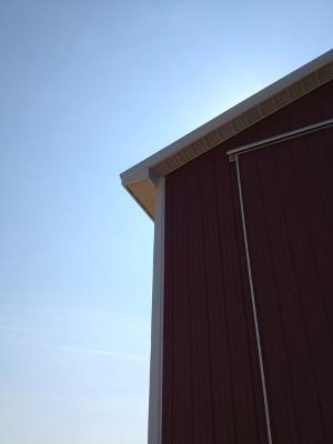 Trim and Soffit Detail